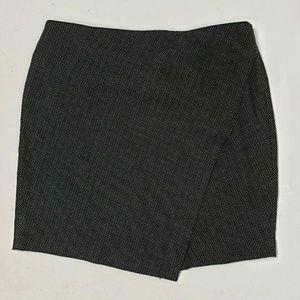 ANN TAYLOR LOFT Black Skirt Size 14
